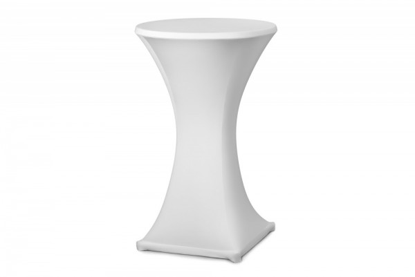 Strechhusse Premium in weiß