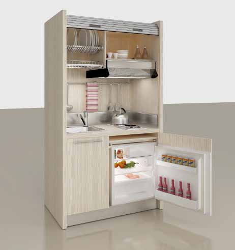 Pantry-Küche/Mini-Küche Modell K-142