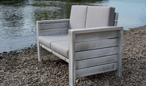 Outdoor 2-Sitzer