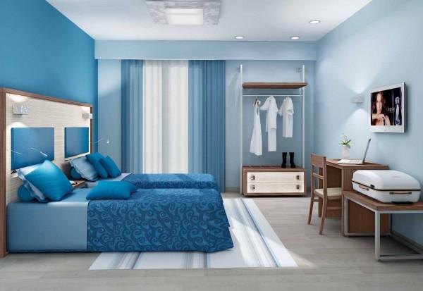 Hotelzimmer Modell Zeus 2021