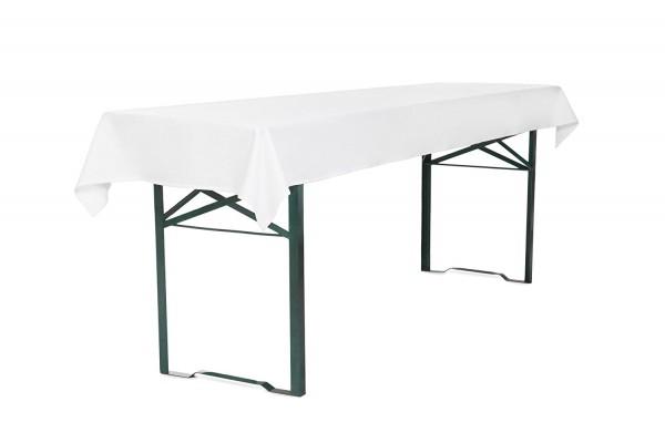Tischdecke für Biertische