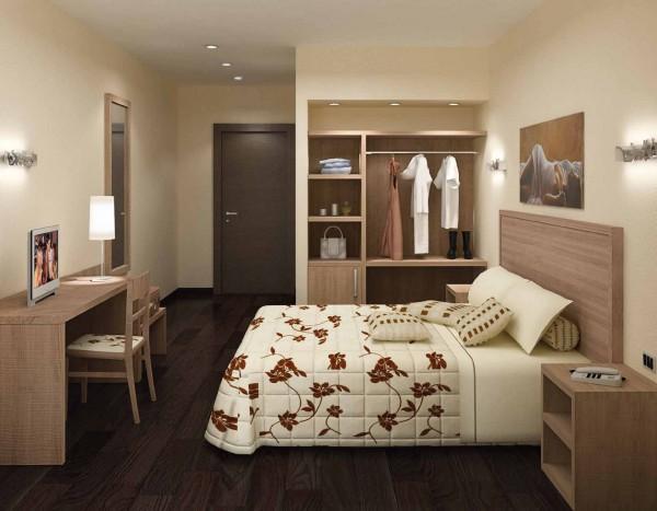 Hotelzimmer Modell Zeus 1617