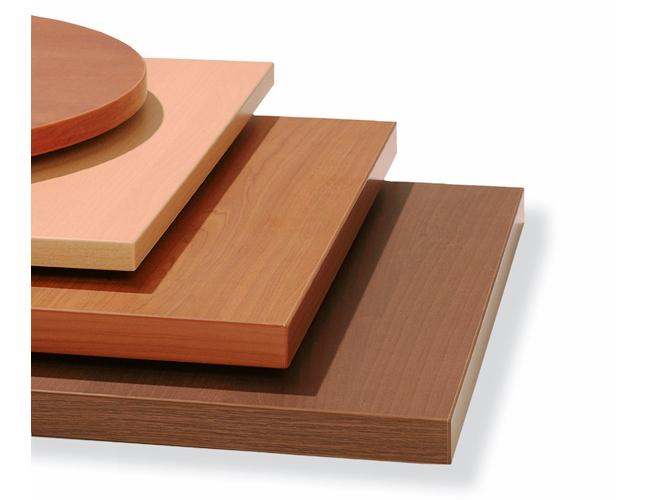 tischplatte 60 x 60 cm melamin tischplatten tischplatten indoor m bel gastroline24. Black Bedroom Furniture Sets. Home Design Ideas