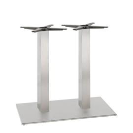 Tischgestell Edelstahl