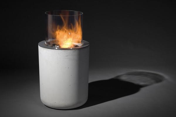 Ethanol-Kamin Jar Commerce
