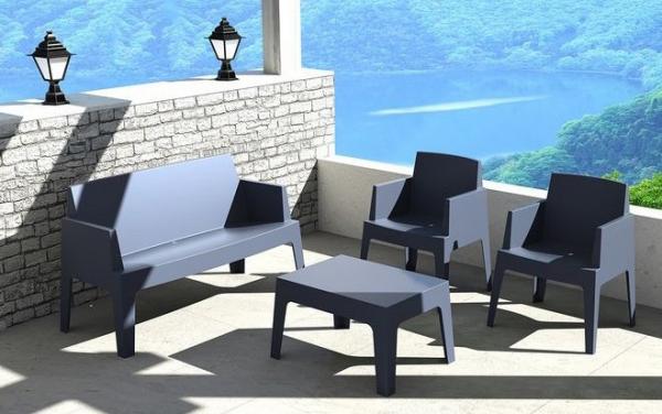 Kunststoff-Tisch Modell BOX TABLE