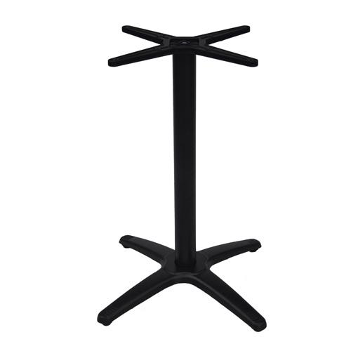 Tischgestell Roma 4 schwarz