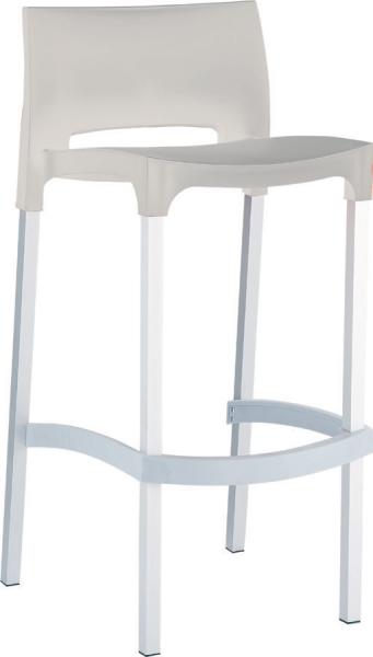 Kunststoff-Barhocker Modell GIO
